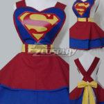 Cosplay DC Comic Super Hero Moda Customade Retro domestica Grembiule
