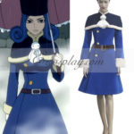 Fairy Tail Juvia costume cosplay Loxar