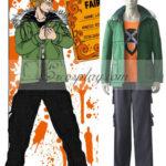 Fairy Tail Loke Loki costume cosplay (senza pantaloni)