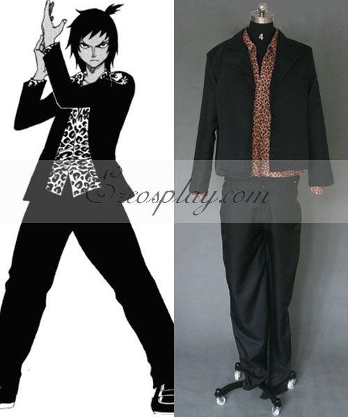 Costumi Fashion Ezcosplay Fiaba Ren Akatsuki costume cosplay