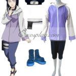 Naruto Shippuden Hinata Hyuga costume cosplay