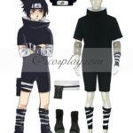 Naruto Sasuke Uchiha primo costume cosplay
