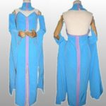 Dress Cosplay Lacus Clyne da EGS0004 Gundam Seed