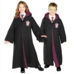 Harry Potter Grifondoro Robe deluxe ed un bambino Costume EHP0001