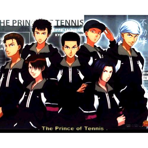 Costumi moda Ezcosplay Il principe del tennis Cosplay Fudomine EPT0003 Uniform