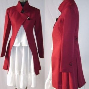 Costumi Fashion Ezcosplay Saya Otonashi costume da EBP0001 Sangue