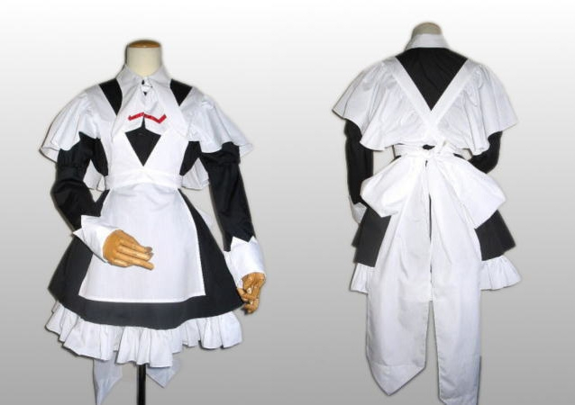 Costumi Fashion Ezcosplay Yuzuki costume cosplay da Chobits ECB0001