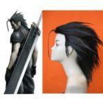 Cosplay Final Fantasy VII FF7 Zack Fair