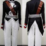costume cosplay Luke Black da Tales of the Abyss ETA0001