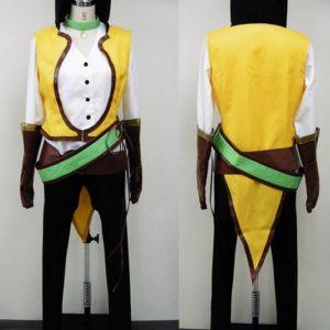 Costumi moda Ezcosplay costume cosplay Guy Cecil da Tales of the Abyss ETA0002