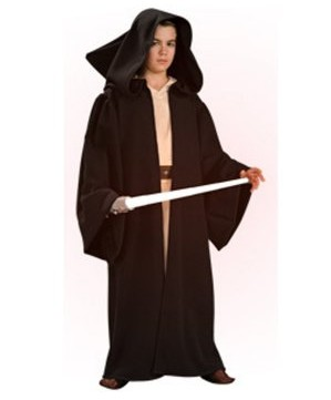 Costumi moda Ezcosplay Star Wars Deluxe Sith Robe Child Costume ESWY0010