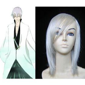 Costumi moda Ezcosplay candeggina 3a divisione Ichimaru Gin Cosplay EWG0037