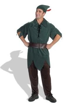 Costumi Fashion Ezcosplay Peter Pan Disney costume adulto EPP0008