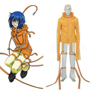 Costumi moda Ezcosplay Air Gear Akito / Agito costume cosplay Wanijima