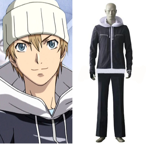 Costumi Fashion Ezcosplay Air Gear Kazuma costume cosplay Mikura