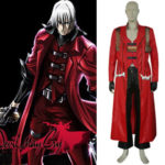 Devil May Cry costume cosplay Dante