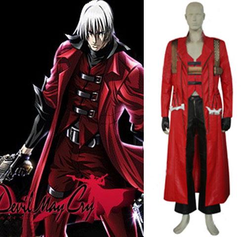 Costumi Fashion Ezcosplay Devil May Cry costume cosplay Dante