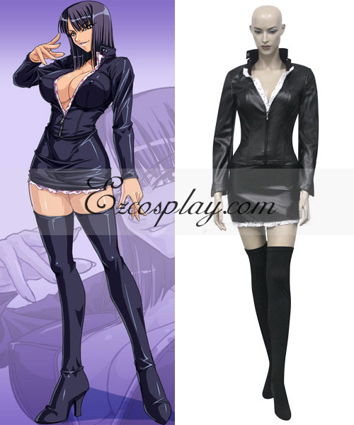 Costumi Fashion Ezcosplay One Piece Nico Robin Cosplay Costume