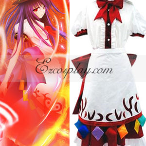Costumi Fashion Ezcosplay Touhou Progetto Tenshi costume cosplay Hinanai