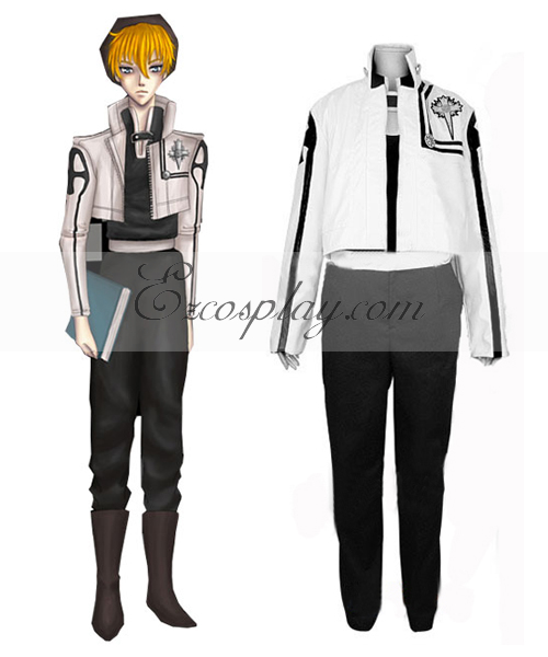 Costumi moda Ezcosplay D Gray-Man Bak costume cosplay Chan
