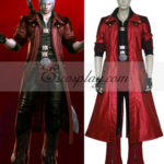 Devil May Cry 4 Dante costume-Size Cosplay Grande