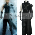 Final Fantasy VII 7 costume cosplay Deluxe cloud