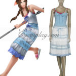 Final Fantasy VII Aerith Gainsborough Cosplay EFF0023