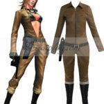 Metal Gear Solid 3 Snake Eater Tatyana costume cosplay Eva