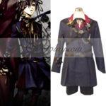 costume cosplay uniforme Black Butler Ciel Phantomhive Belt
