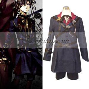 Costumi moda Ezcosplay costume cosplay uniforme Black Butler Ciel Phantomhive Belt