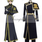costume cosplay Uniform 07-fantasma Konatsu Barsburg dell'Impero Uniforme