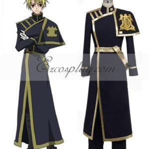 Costumi moda Ezcosplay costume cosplay Uniform 07-fantasma Konatsu Barsburg dell'Impero Uniforme