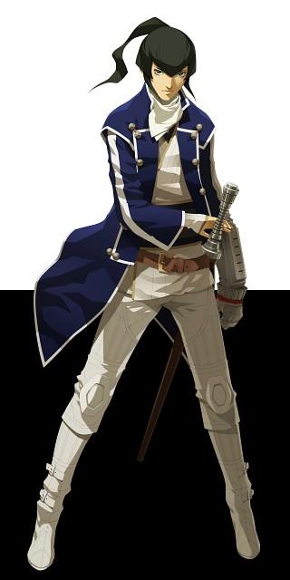 Costumi Fashion Ezcosplay Shin Megami Tensei costume cosplay Flynn