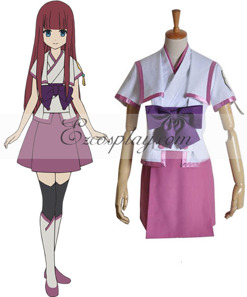 Costumi moda Ezcosplay Dal costume cosplay uniforme Nuovo Mondo Maria