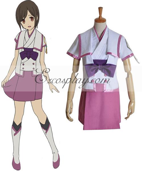Costumi moda Ezcosplay Dal costume cosplay uniforme Nuovo Mondo Saki