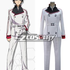 Costumi moda Ezcosplay costume cosplay uniforme Infinite Stratos Orimura Ichika Scuola
