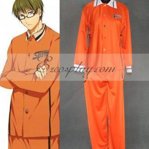 Costumi Fashion Ezcosplay del Kuroko di pallacanestro Shutoku uniforme costume cosplay
