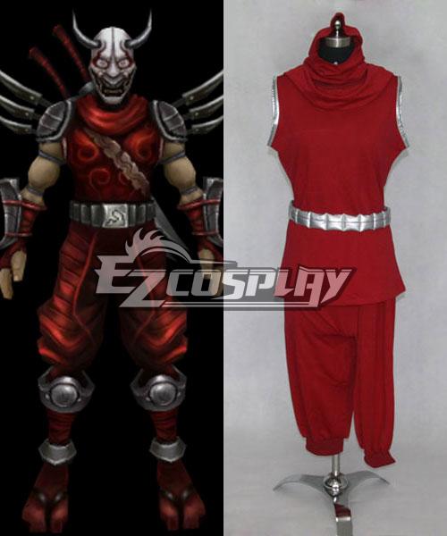 Costumi moda Ezcosplay Lega dei Blood Moon cosplay costume Shen Legends