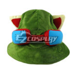 League of Legends Swift cappello di Cosplay Teemo Scout