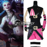 League Of Legends LOL JINX il costume cosplay Loose Cannon