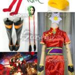 League of Legends costume cosplay JINX