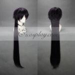 Cosplay MAGI Sinbad viola scura Wig-296C