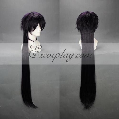 Costumi moda Ezcosplay Cosplay MAGI Sinbad viola scura Wig-296C
