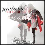 Creed II Ezio Cosplay di nuovo arrivo di Assassin