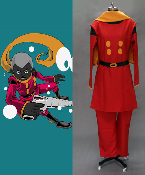 Costumi Fashion Ezcosplay Punma di Cyborg 008 costume cosplay