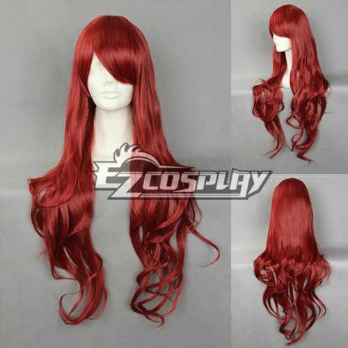 Costumi moda Ezcosplay Cosplay Red Giappone Harajuku Serie Wig-RL037