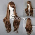 Cosplay Giappone Harajuku Serie Brown Wig-RL041