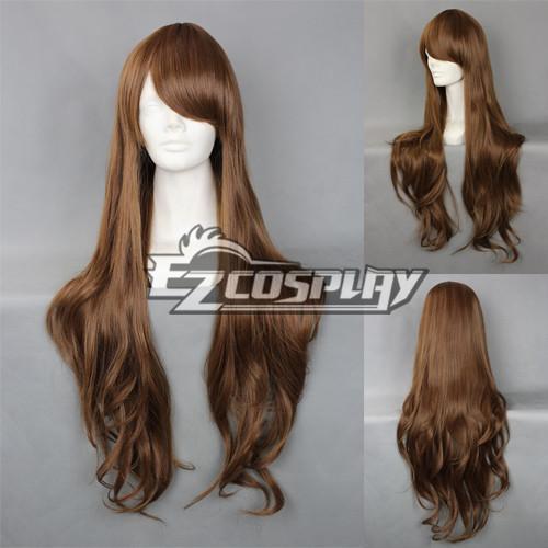 Costumi moda Ezcosplay Cosplay Giappone Harajuku Serie Brown Wig-RL041