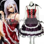 Rosario + Vampire Moka Vampire costume cosplay Dress