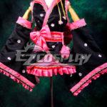 Righello Vocaloid Miku Sakura Kimono costume cosplay Lolita